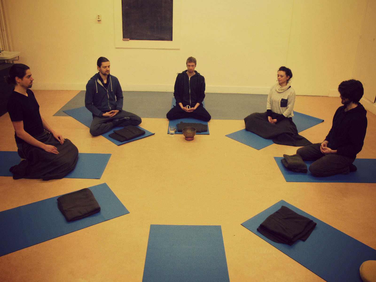 Mindfulness Events centrum vaktherapie