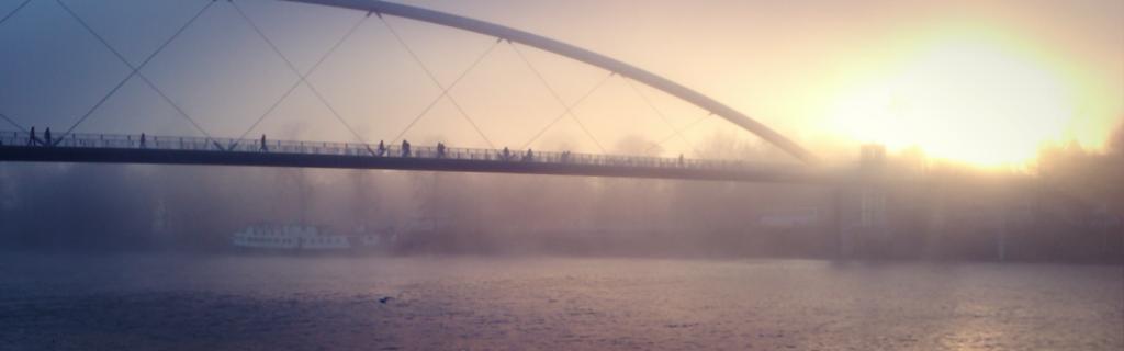 Nieuwe brug Maastricht